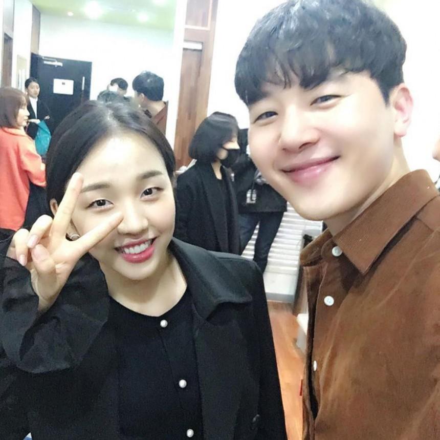 백아연-멜로망스 김민석 / 멜로망스 김민석 인스타그램