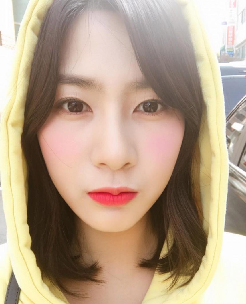에이핑크 오하영 인스타그램