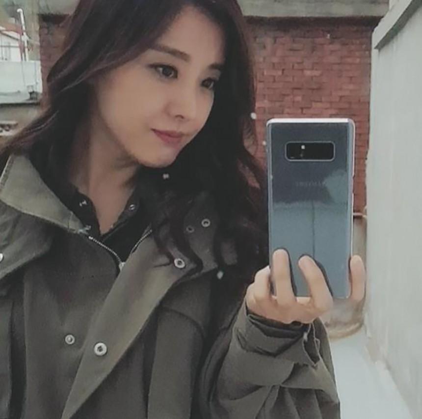 박은혜 / 박은혜 인스타그램