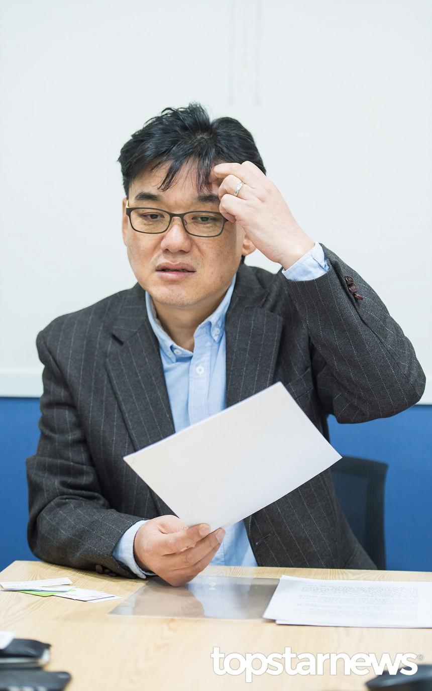 '조덕제 성추행 논란' 장훈 감독 / 톱스타뉴스포토뱅크