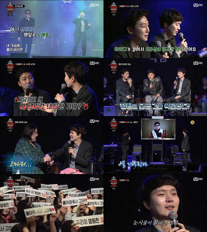 Mnet 프로젝트 S: 악마의 재능기부/CJ E&M