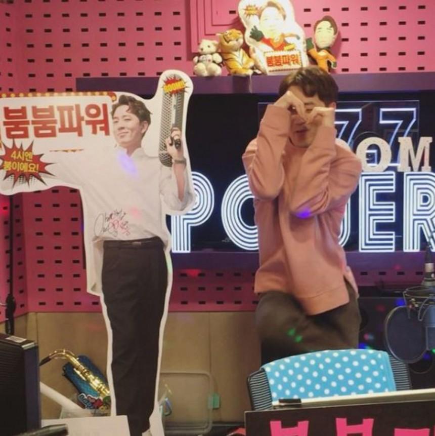 붐 / SBS 파워FM '붐붐파워' 인스타그램