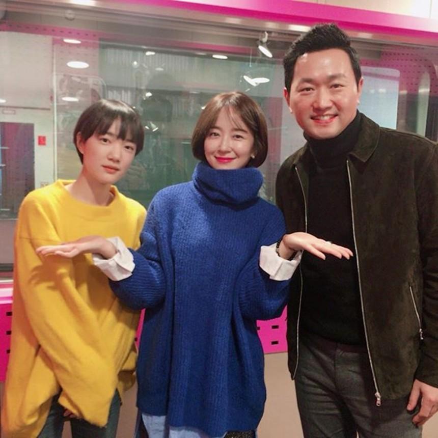 손수현-박선영-김유석 / SBS 파워FM '박선영의 씨네타운' 공식 인스타그램