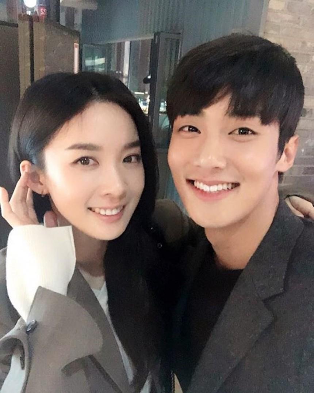 이청아, 김욱 / 김욱 인스타그램