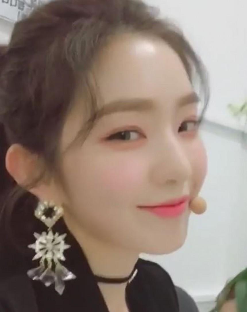 레드벨벳 아이린/ 레드벨벳 공식인스타그램