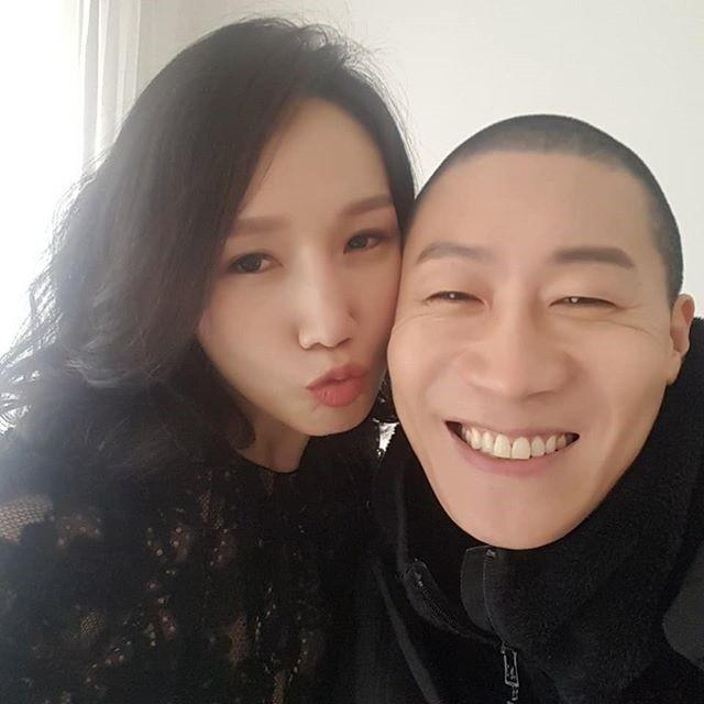 아내 박보경 진선규 / 진선규 인스타그램