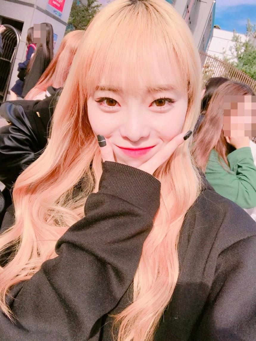 해아(HAEA) / 립버블 공식 트위터