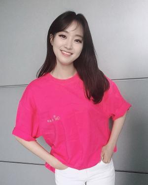 '김영철의 파워FM' 주시은 아나운서, 가녀린 몸매에 상큼 비주얼까지…인간 과즙상